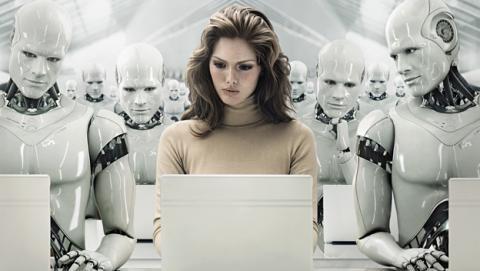 puestos de trabajo por robots