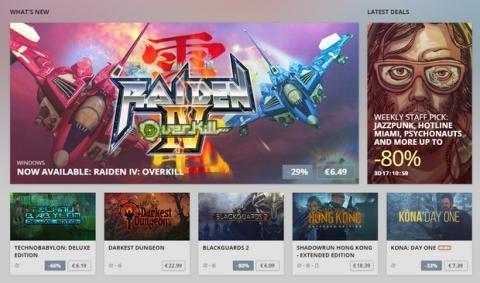 Las mejores tiendas de juegos digitales para PC
