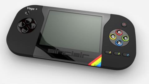 Consola portátil ZX Spectrum Vega+