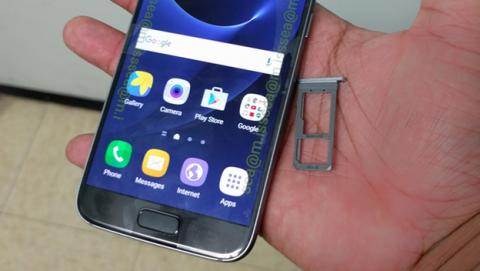 Samsung Galaxy S7 con microSD
