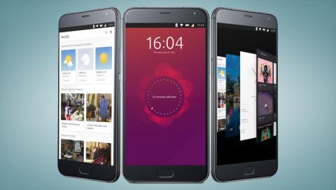 Meizu y Canonical lanzan el Meizu PRO 5 Ubuntu Edition