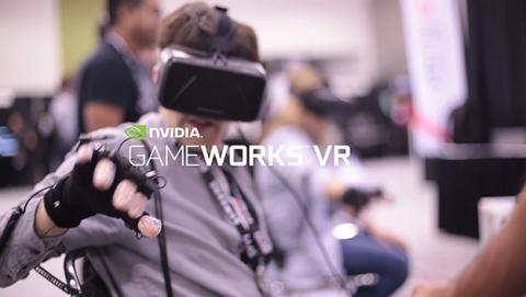 Presentación programa Nvidia VR ready
