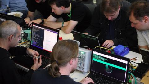 Reunión de hackers en Berlín
