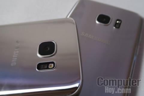 Cámara principal Galaxy S7 y S7 Edge
