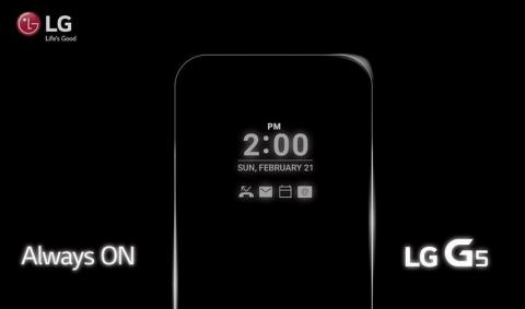 ver online streaming presentación LG G5