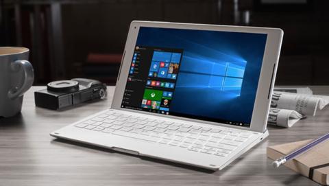 "Alcatel Plus 10. Tablet convertible de 10"" con Windows 10"