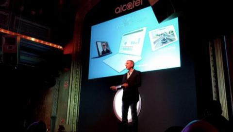 Presentación de la tablet Alcatel Plus 10 con Windows 10