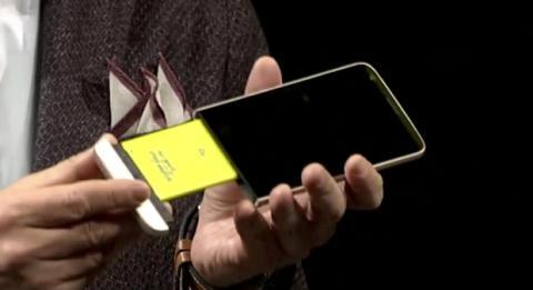 LG G5 con Magic Slot, un nuevo concepto de teléfono modular
