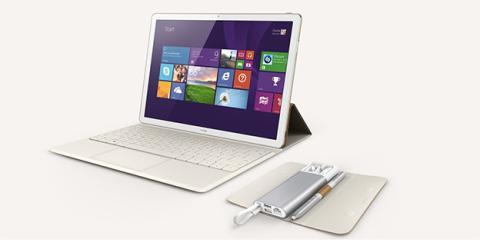 Nuevo Huawei MateBook, 2 en 1 con stylus