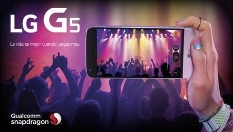 LG G5, resumido en cinco características