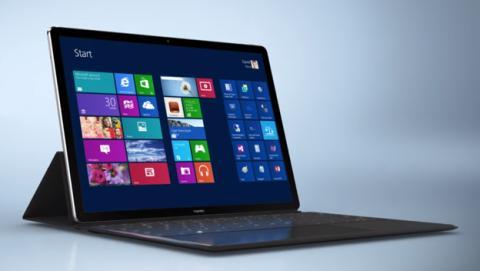Huawei MateBook: 2 en 1 con stylus para competir con Surface