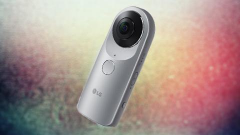 LG 360 CAM, el accesorio del G5 para grabar en 360 grados
