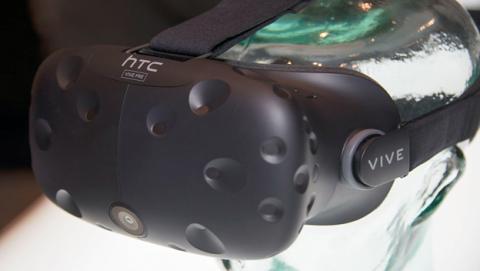 HTC Vive, gafas de realidad virtual