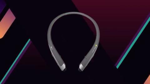 LG TONE Platinum, auriculares bluetooth con el mejor sonido
