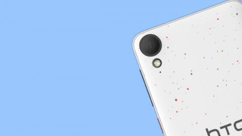 Cámaras del HTC Desire