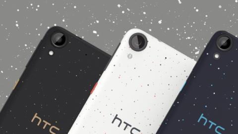 HTC Desire 530 y HTC Desire 825