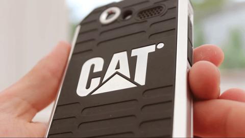 CAT S60, el primer móvil con cámara térmica