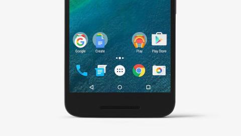 Caja de aplicaciones en Android