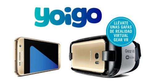 Samsung Galaxy s7 Yoigo