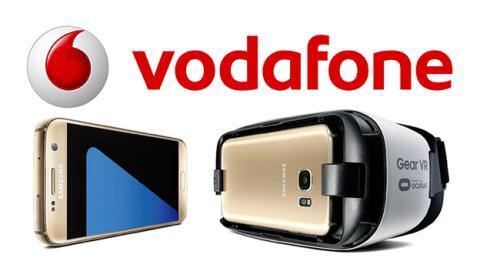 Samsung Galaxy S7 con Vodafone