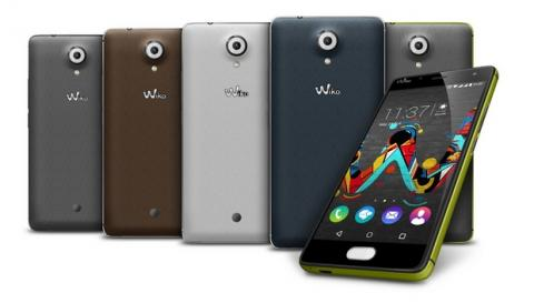 Wiko inunda el MWC con tres nuevas gamas y ocho smartphones