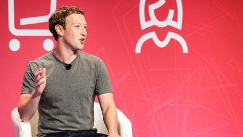 Mark Zuckerberg en el Mobile World Congress de Barcelona