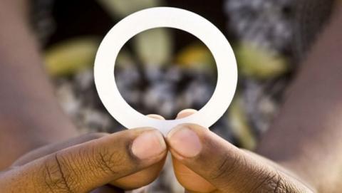 anillo vaginal contra el sida