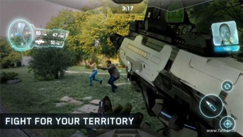 Videojuego multijugador masivo fatherio