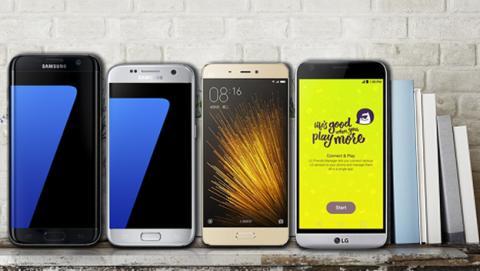 Comparativa Galaxy S7, S7 Edge, LG G5 y Xiaomi Mi5, lo mejor del MWC