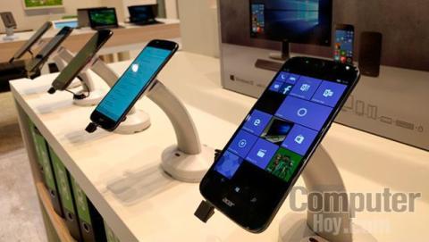 Nueva gama Liquid presentada por Acer en el MWC 2016