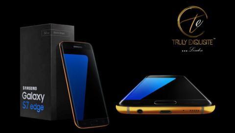 Samsung Galaxy S7 de lujo