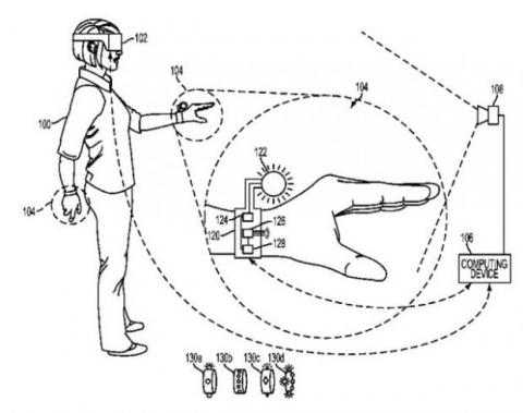 patente PlayStation