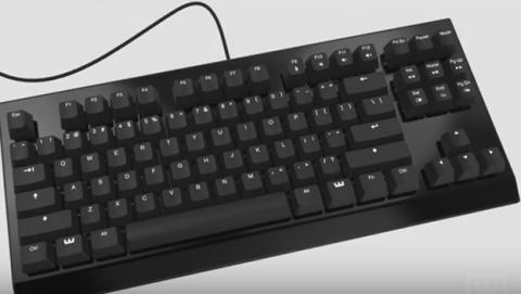 teclado analógico Wooting One
