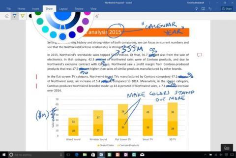 anotaciones Office 365