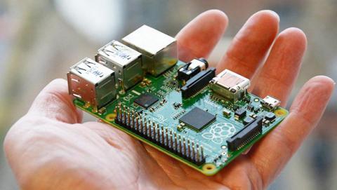 Raspberry Pi 3 con Wifi y Bluetooth LE