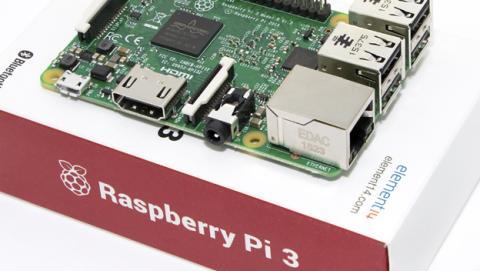 Comprar la nueva Raspberry Pi 3