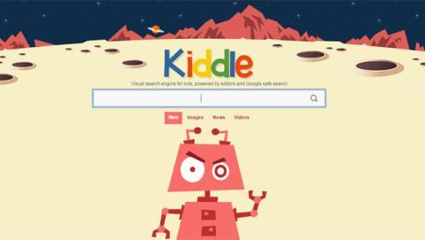 Kiddle, motor de búsqueda para niños