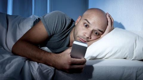 Aplicación para Facebook delata nuestros hábitos de sueño