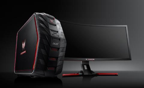 El diseño de la gama Predator de Acer no deja indiferente a nadie