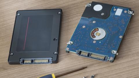 Las desventajas de los SSD, según Google