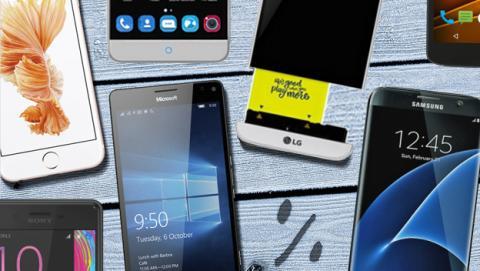 Los mejores móviles de 2016