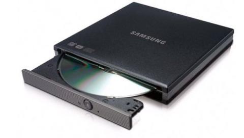 Las unidades de disco DVD se van sustituyendo por descargas digitales.