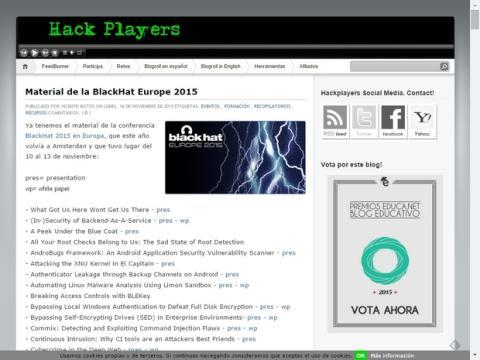 Webs interesantes, útiles y curiosas de marzo