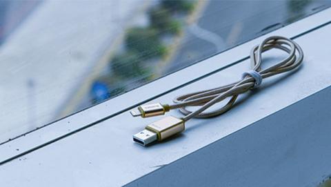 Lumsing presenta nuevos cables Lightning de alta calidad