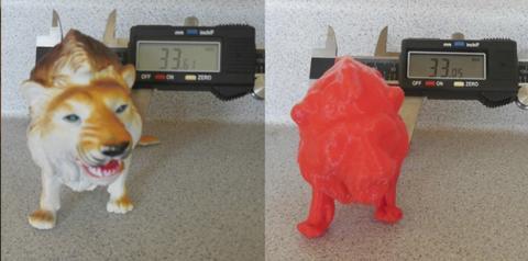 Escáner 3D barato en Kickstarter