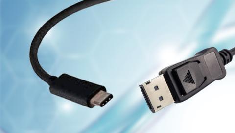 El usb c sustituira al conector clásico con el displayport 1.4