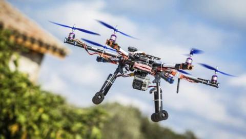 Los drones son vulnerables a los hackers