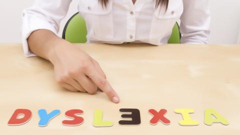 Una página web te pone en el lugar de un enfermo de dislexia