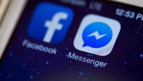 chat de facebook se integra con spotify
