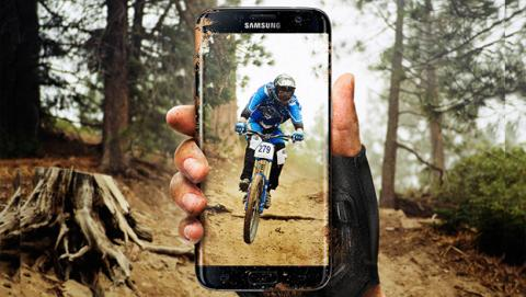Resistencia al agua del Samsung Galaxy S7